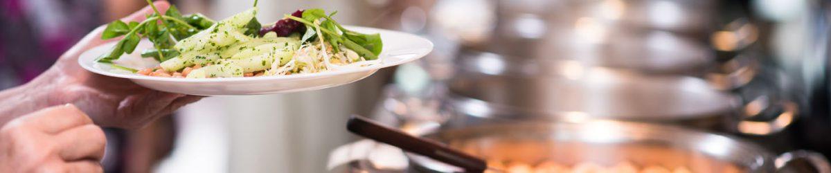 Buffet Aspargus